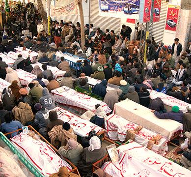 ہزارہ برادری،16 برسوں میں 525 افراد ٹارگٹ کلنگ اور بم دھماکوں میں ہلاک ہوئے ۔