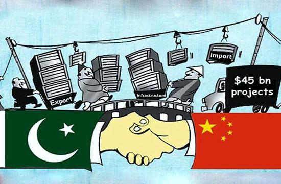 چین پاکستان اقتصادی راہداری (سی پیک) منصوبہ: پہلا مرحلہ مکمل