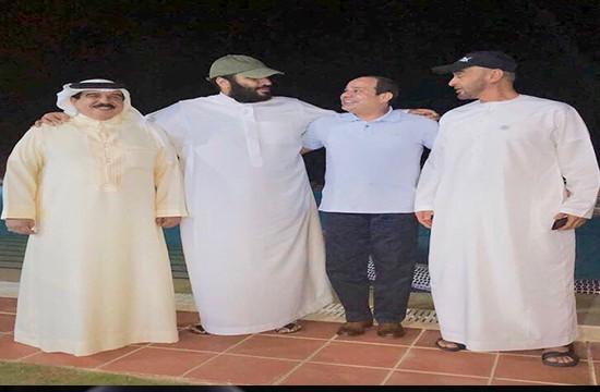 محمد بن سلمان کی خیریت کی تصدیق،سعودی اخبار نے ٹوئٹر پر تصویر جاری کردی