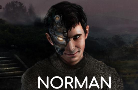 شیطانی سوچ کا حامل کمپیوٹر پروگرام  تشکیل۔ Norman