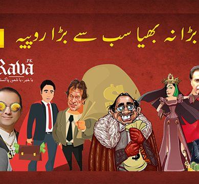 پاکستانی سیاستدانوں کے اثاثے