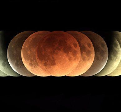 نظارہ دیکھنے سے تعلق رکھے گا،صدی کا سب سے طویل چاند گرہن آج ہوگا
