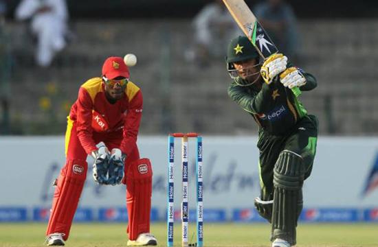 پاکستان اور زمبابوے کے درمیان پہلا ون ڈے  بلاوایو میں کھیلا جائے گا
