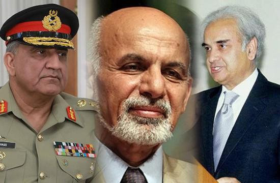الیکشن کے دوران پاکستان کے ساتھ مکمل تعاون کریں گے: افغان صدر کی یقین دہانی
