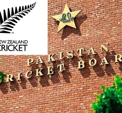 سکیورٹی خدشات :نیوزی لینڈ کرکٹ بورڈ کا پی سی بی کو صاف جواب ٹیم پاکستان بھیجنے سے معذرت
