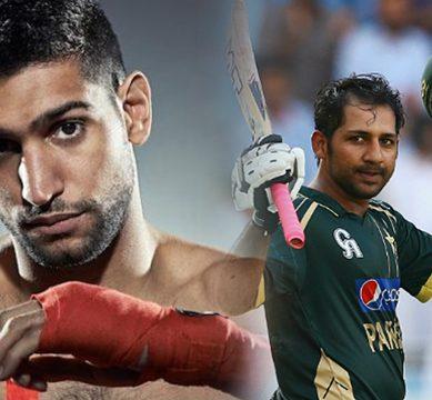 پاکستان کے نئے متوقع وزیر اعظم عمران خان سے کھلاڑیوں کی بڑی امیدیں