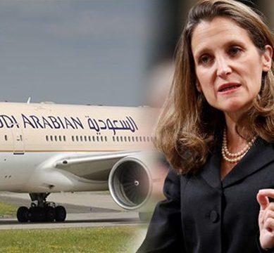 کینیڈا اورسعودی عرب میں سفارتی تناؤ شدت اختیار کرگیا