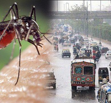 ہوشیار خبر دار کراچی پر ڈینگی کا وار