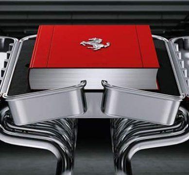 دنیا کی مہنگی ترین کتاب:فیراری کار کی تاریخ پر قیمت صرف 32 لاکھ روپے