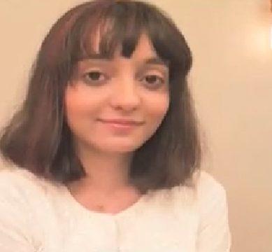 شہر بانو تجمل حسین کا کارنامہ،وکالت کے امتحان میں نمایاں کامیابی