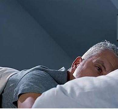 نیند پھر رات بھر کیوں نہیں آتی۔ ۔