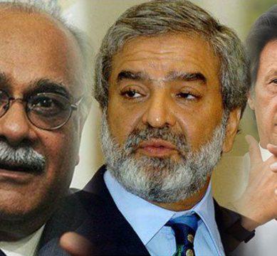 وزیرِاعظم  نے احسان مانی کو چیئرمین پی سی بی نامزد کر دیا نجم سیٹھی مستعفی