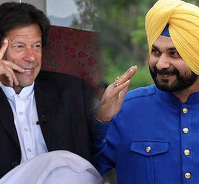 بھارتی مہمان پاکستان کے مہمان: عمران خان کی تقریب حلف برداری میں شرکت کیلیے سدھو  پاکستان آرہے ہیں