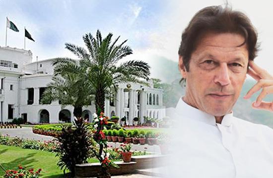 عمران خان کا 'وزیراعظم' کے طور پر پنجاب ہاؤس میں رہائش اختیار کرنے کا فیصلہ
