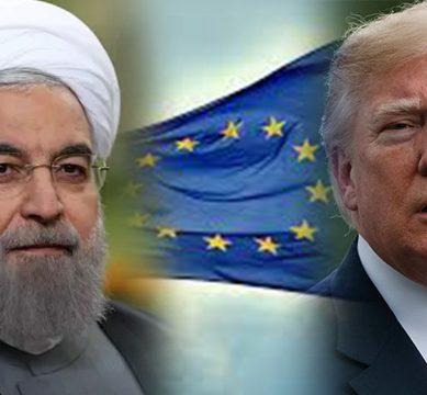 امریکا ایران تعلقات: حسن روحانی کا سخت مؤقف یورپی یونین ایران کے ساتھ
