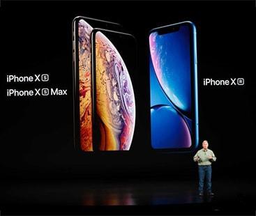 ایپل کے تین نئے،پہلے سے بڑے ماڈلز، نئی سمارٹ واچ متعارف