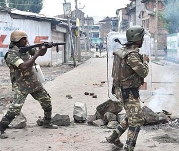 بھارتی مظالم، مقبوضہ کشمیر میں شٹر ڈاؤن ہڑتال