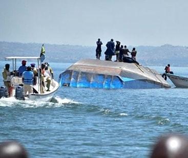 گنجائش سے زیادہ افراد سوار، تنزانیہ میں کشتی الٹنے سے 207 افراد ہلاک