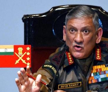 پاکستان کو اسی کی زبان میں جواب دیں گے، پاک فوج کے خلاف کارروائی کی جائے گی، بھارتی آرمی چیف