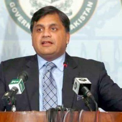 پاکستان کا مقبوضہ کشمیر میں انسانی حقوق صورتحال پر اقوام متحدہ کی رپورٹ کا خیرمقدم