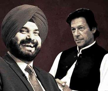 سوال نہیں اٹھانا چاہیے پاکستان نے قدم اٹھالیا، اب بھارتی حکومت آگے بڑھے: نوجوت سنگھ سدھو