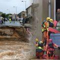 فرانس میں بدترین سیلاب سے تباہی، 13 افراد ہلاک