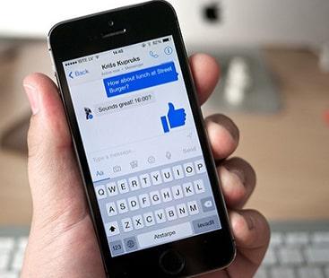 فیس بک میسجز کو 'ان سینڈ' کرنے کا آپشن متعارف کروائے گا۔