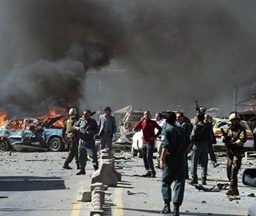 افغانستان میں انتخابات، دھماکے اور ہلاکتیں