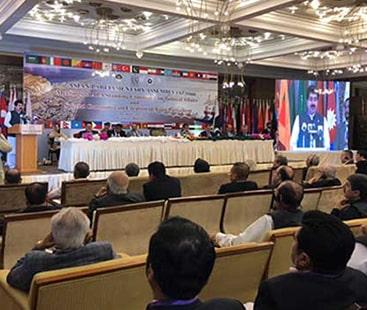 گوادر میں ایشیائی پارلیمان کا اجلاس،26 ایشیائی ممالک شامل