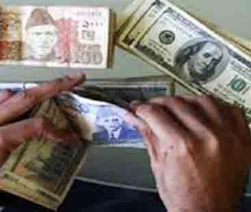 ڈالر کی قدر میں 2 روپے 8 پیسے کی کمی