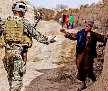 افغان جنگ :امریکا سترہ سال بعد بھی افغانستان میں ناکام رہا، سروے رپورٹ