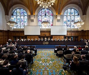 عالمی عدالتِ انصاف کا امریکہ کو ایران پرعائد پابندیاں ہٹانے کا حکم
