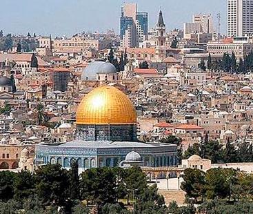 یہودیوں کی قبلہ اول پر پرمذہبی رسومات کی آڑ میں بے حرمتی