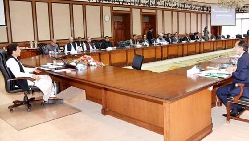 وفاقی کابینہ کا کراچی کی ترقی کیلیے ٹاسک فورس بنانے کا فیصلہ
