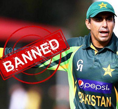 پاکستانی ٹیسٹ کرکٹر ناصر جمشید نے سپاٹ فکسنگ میں ملوث ہونے کا اعتراف کرلیا