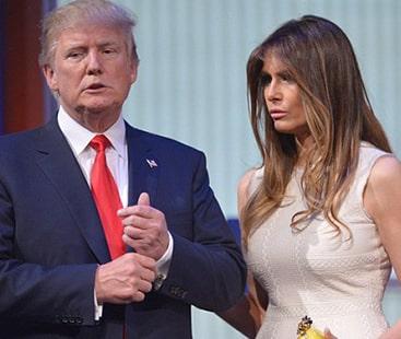 اپنے شوہر کے ٹوئٹس سے اتفاق نہیں، اپنی ایمان دارانہ رائے دیتی ہوں۔ میلانیا ٹرمپ