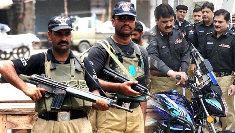 سندھ پولیس :  ایک ارب روپے کی گاڑیاں خریدے گی