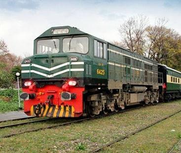 ٹرین کے کرایوں میں 19 فیصد تک اضافہ،اطلاق 7 دسمبر سے ہوگا
