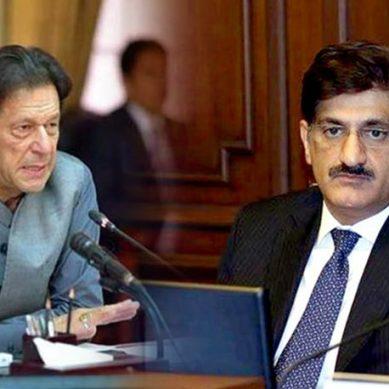 سندھ گیس بحران: وزیراعلیٰ سندھ وفاق پر برس پڑے