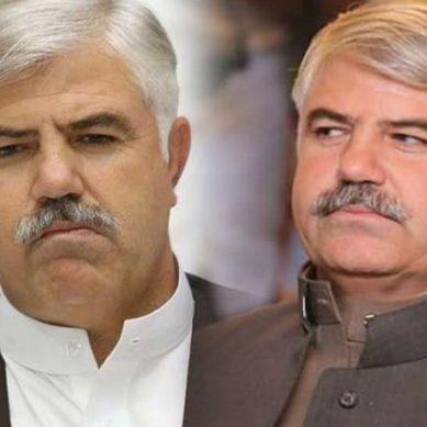 اراضی لیز کا معاملہ: وزیراعلیٰ کے پی محمود خان 17 دسمبر کو نیب میں طلب
