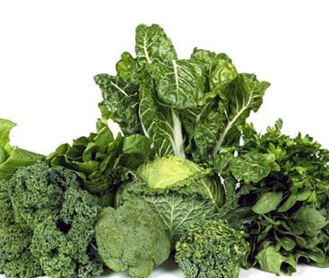 ہرے  پتوں والی سبزیاں صحت کی محافظ