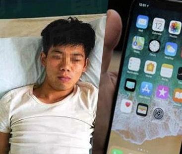 آئی فون خریدنے کی چاہ نے نوجوان کو موت کے منہ تک پہنچا دیا