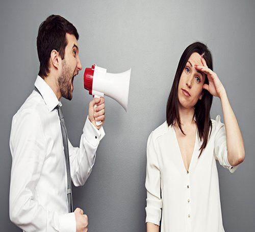 ایک بیماری ۔ ۔ ایک کان سے بھی مرد کی آواز نہیں سنتی