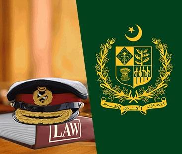 حکومت کا فوجی عدالتوں کی مدت میں توسیع کا فیصلہ