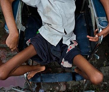 پولیو کا خطرہ ابھی ٹلا نہیں : 8 بڑے شہروں میں پولیو وائرس کی تصدیق