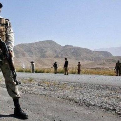 وزیر داخلہ بلوچستان کی بولان پیرغیب میں ایف سی اہلکاروں پر فائرنگ مذمت