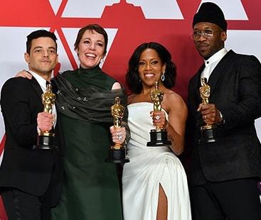 آسکر ایوارڈ کی جگمگاتی دنیا، کون سا ایوارڈ کس نے جیتا
