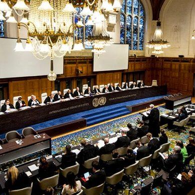 عالمی عدالت انصاف، کلبھوشن کیس کا فیصلہ محفوظ