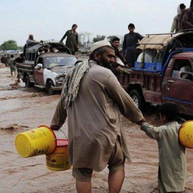 بلوچستان میں طوفانی بارشیں، ایمرجنسی نافذ