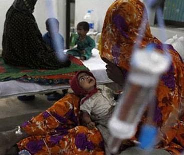 غذائی قلت نے مزید 3 بچوں کی جان لے لی، رواں ماہ تعداد 48 ہوگئی
